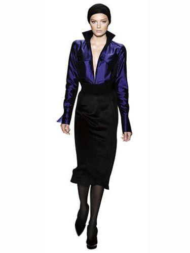 donna karan outfit