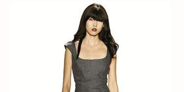 Splurge vs Steal Shift Dresses.  SPLURGE: $436, Chaiken; (888) 339-3301.