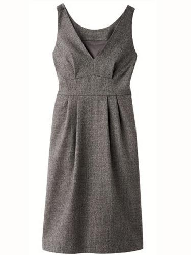 Splurge vs Steal Shift Dresses. STEAL: $148, Banana Republic&#x3B; bananarepublic.com