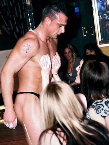 Strip club grinding