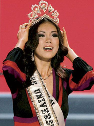 The Japanese Secret for Winning Miss Universe