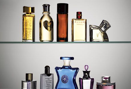 Sensitivity To Perfume Smells Science Of Perfume And Memory