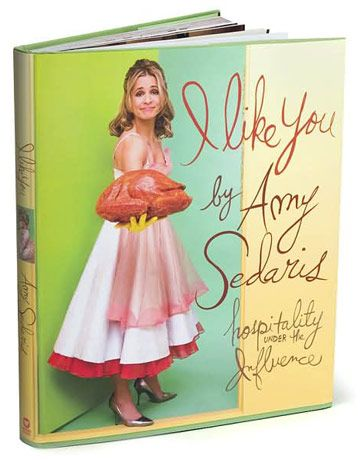 cover of amy sedaris's book i like you