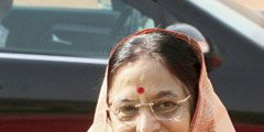 Pratibha Patil: President, India