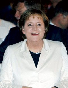 Angela Merkel: Chancellor, Germany