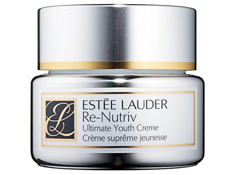 pot of estee lauder re nutriv creame