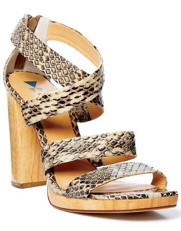 Hot Trend: Animal Prints, Safari Style and Exotic Skins.