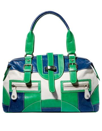 Bowler Bag, <b>$425</b>, Tracy Reese