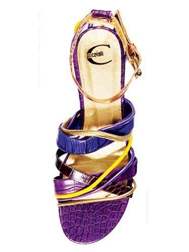 New designer sandals for spring.