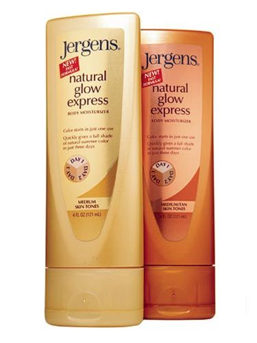 Jergens Natural Glow Foam Reviews