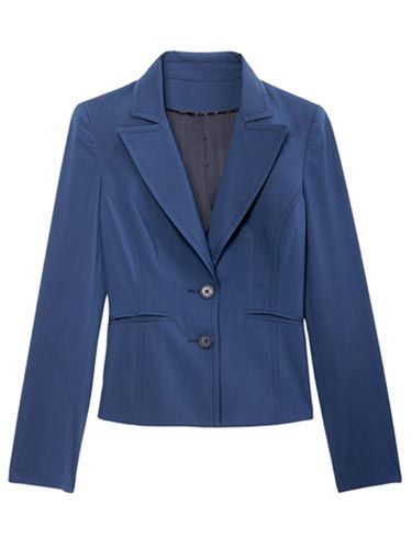 blue blazers and khaki pants at every price