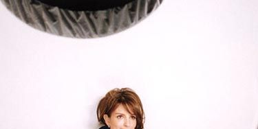 behing the scenes with actress and comedian tina fey