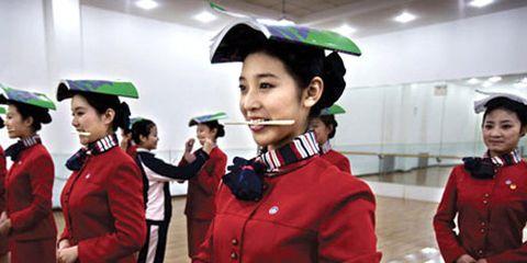 beijing olympic hostesses