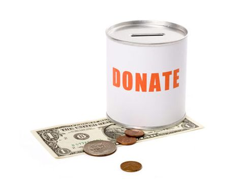 donate can for charity