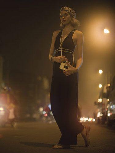 40s fashion trend femme fatale