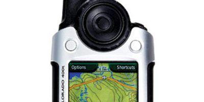 garmin colorado 400t mapping handheld gps
