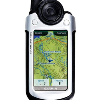 garmin colorado 400t mapping handheld gps