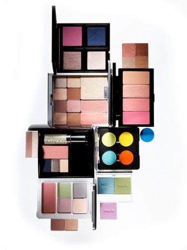 Custom Makeup Palettes