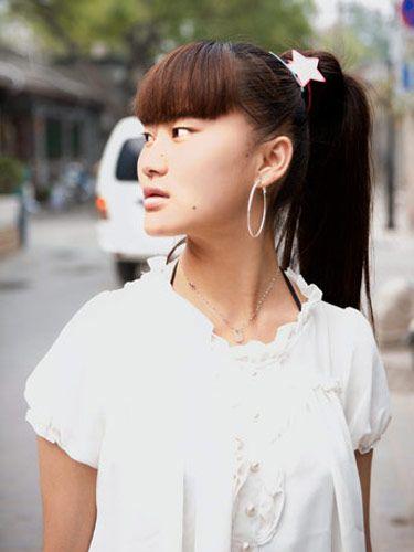 beautiful women of beijing china