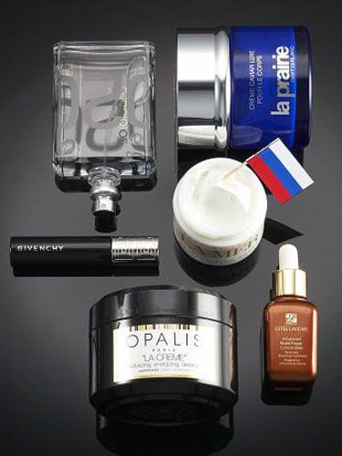 international beauty routines