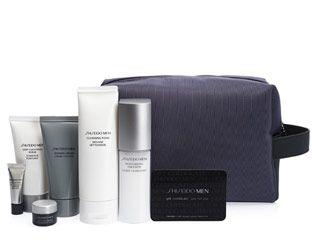 shiseido ultimate shaving and skin set