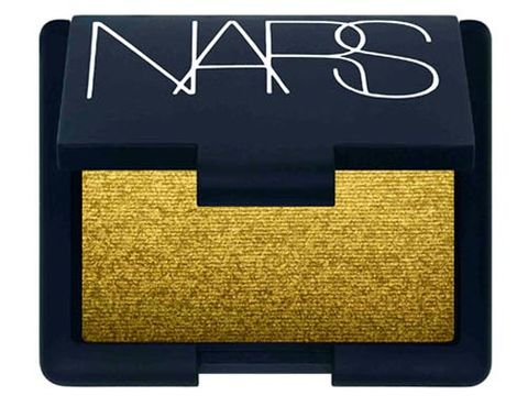 metallic gold eyeshadow from nars