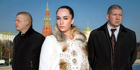 katia verber wealthy russian socialite