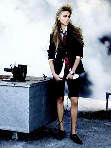 menswear fashion trends for women