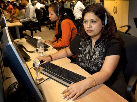 indian call centers