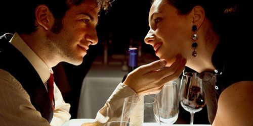 Online dating first date dinner recipes