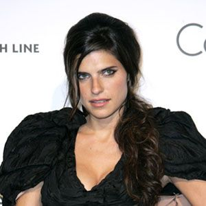 Lake Bell Hairstyle - Half Up Half Down Hairstyle