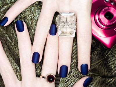 New Nail Polish Trends - Minxing and Matte Nail Polish