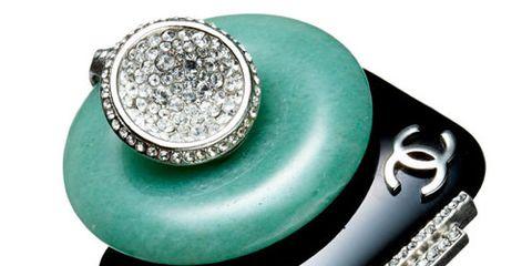 art deco jade jewelry
