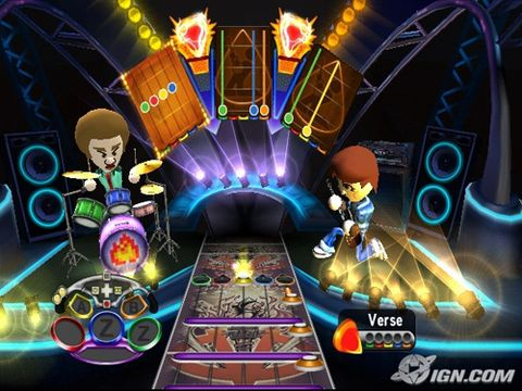 guitar hero world tour video game