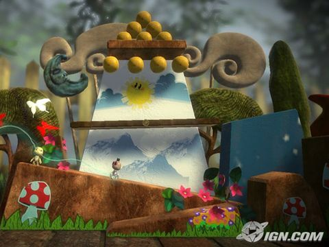 little big planet video game