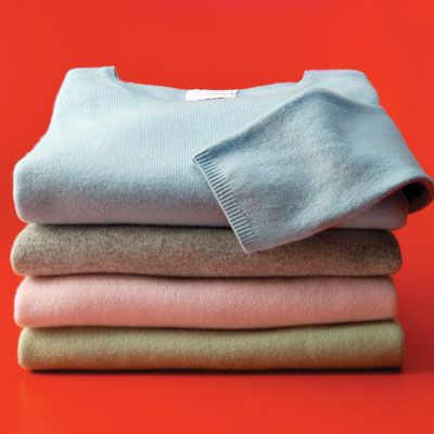 how to buy and care for cashmere