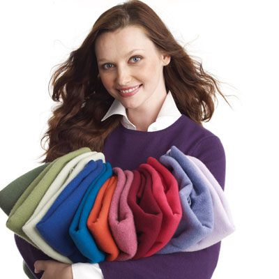Cashmere Clothing Buying Guide Tips for Caring for Cashmere