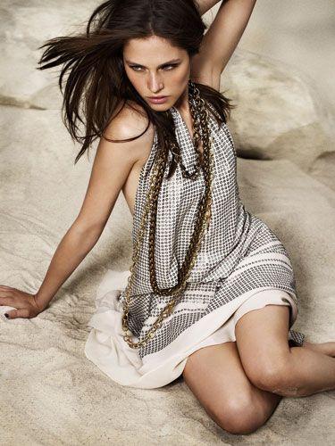 max azaria dress