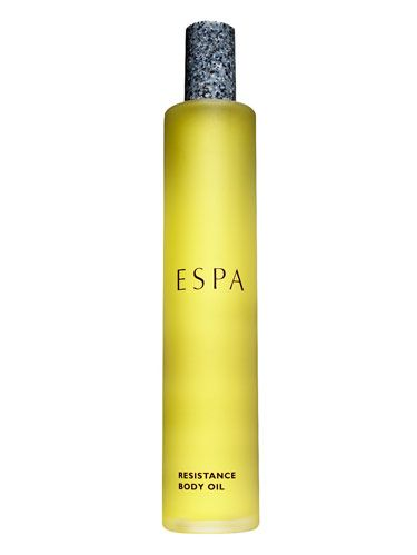 espa resistance body oil