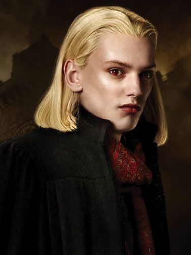 jamie campbell bower in twilight movie