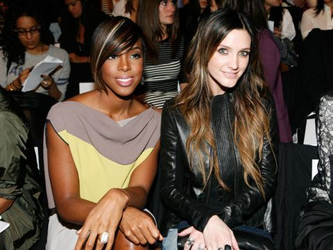 kelly rowland and ashlee simpson