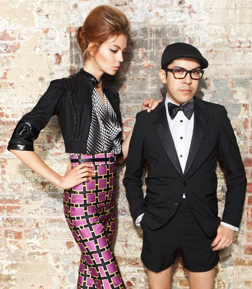 Project Runway S Mondo Speaks Out