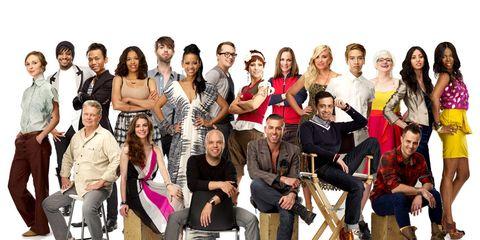project runway season 9 contestants