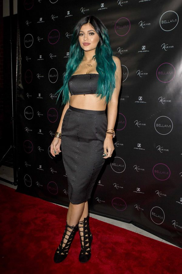 Très Kylie Jenner Hair Extensions Line - Kylie Jenner Hair Extensions Party IW41
