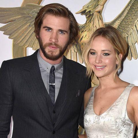 Is Jennifer Lawrence Dating Liam Hemsworth?