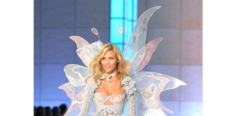 anja rubik victorias secret fashion show