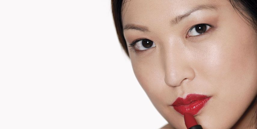 Asian Beauty Struggles