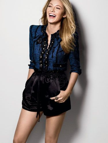 Blake Lively's Favorite iPhone Apps - What Is on Blake Lively's iPhone