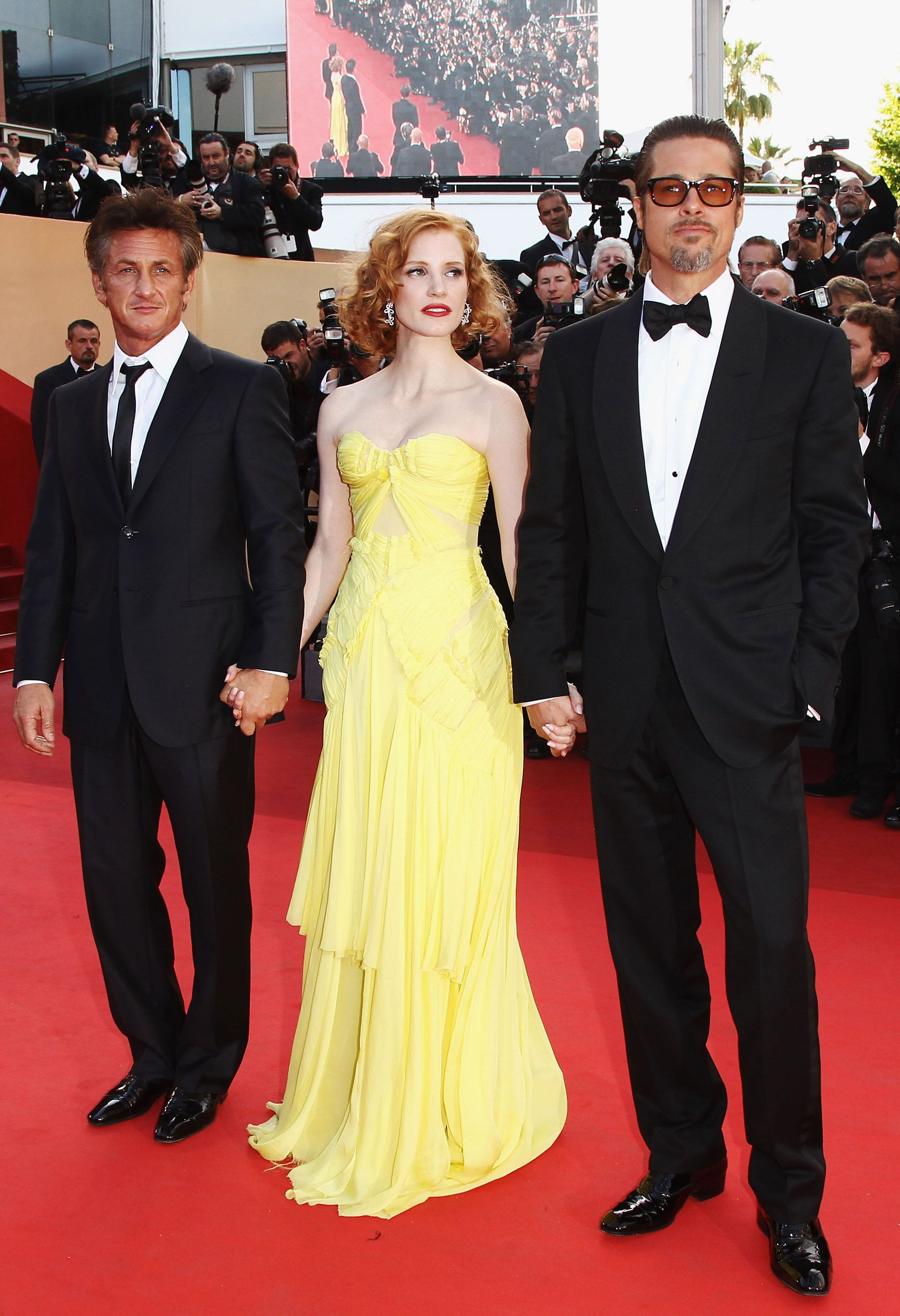 f4ac3627c829 Jessica Chastain Best Red Carpet Moments - Jessica Chastain Red ...