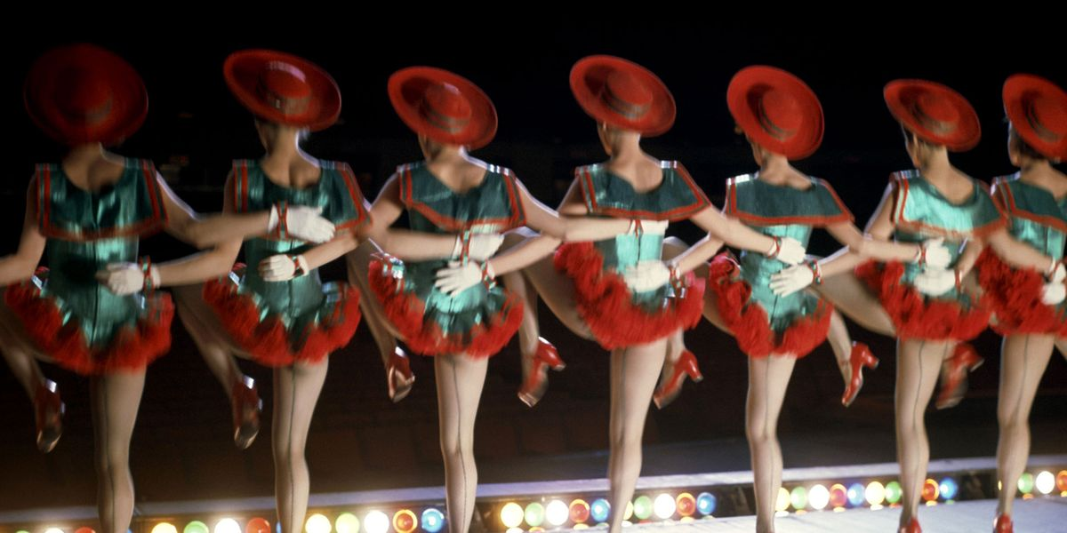 Rockettes Workout Dance Workout With The Radio City